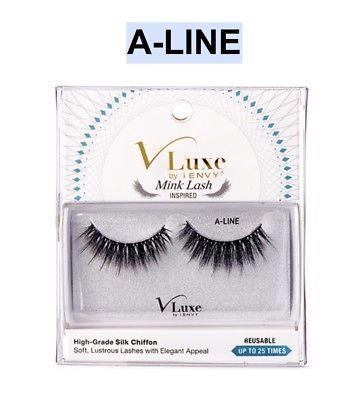 51619f20e87 I Envy Kiss Eyelashes V-LUXE Silk Chiffon and 50 similar items. 1