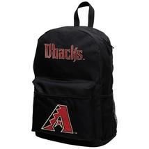 Arizona Diamondbacks MLB Sprinter Black Backpack School Book Bag Travel ... - ₹1,066.04 INR