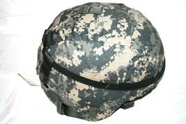 New Genuine USGI Ach Mich Combat HELMET With Acu Cover - X-Large - $360.00