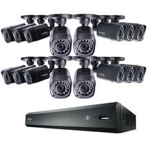 Lorex 16-channel Mpx 720p Hd 2tb Dvr With 16 720p Cameras - $1,055.92