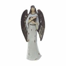 Goose Creek Angel Resin Statue Seasonal Ornament Figurine Polystone Doll... - $19.28