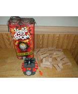Jenga Boom Puzzle Defeat The Puzzle Before The Puzzle Defeats You Bang C... - $16.64