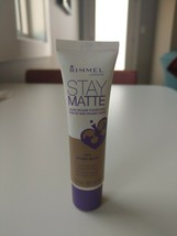 Rimmel London Stay Matte Liquid Mousse Foundation, Warm Beige 403 New - $8.77