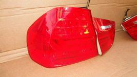 09-11 BMW E90 4dr Sedan Taillight lamps Set LED 328i 335i 335d 328 335 320i image 3