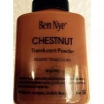 Ben Nye Translucent Face Powder - Chestnut 3 oz.