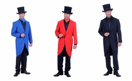 Gents Period Tailcoats - Ascot style . Three color options - $55.81