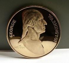 "George Washinton Bronze Medal ""Mount Vernon The Home of George Washingto... - $9.99"