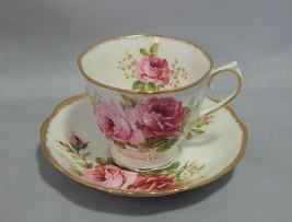 Royal Albert American Beauty Cup and Saucer Set - $19.80