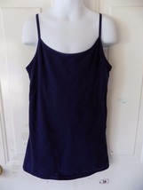 Justice Navy Blue Tank Top Size 14 Girl's EUC - $16.91
