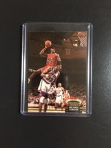 Michael Jordan RARE  (2)1992 Topps Stadium Club NM US FREE shipping - $14.03