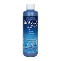 Baqua Spa 40803 Filter Cleaner Spa and Hot Tub Cleanser, 16 oz