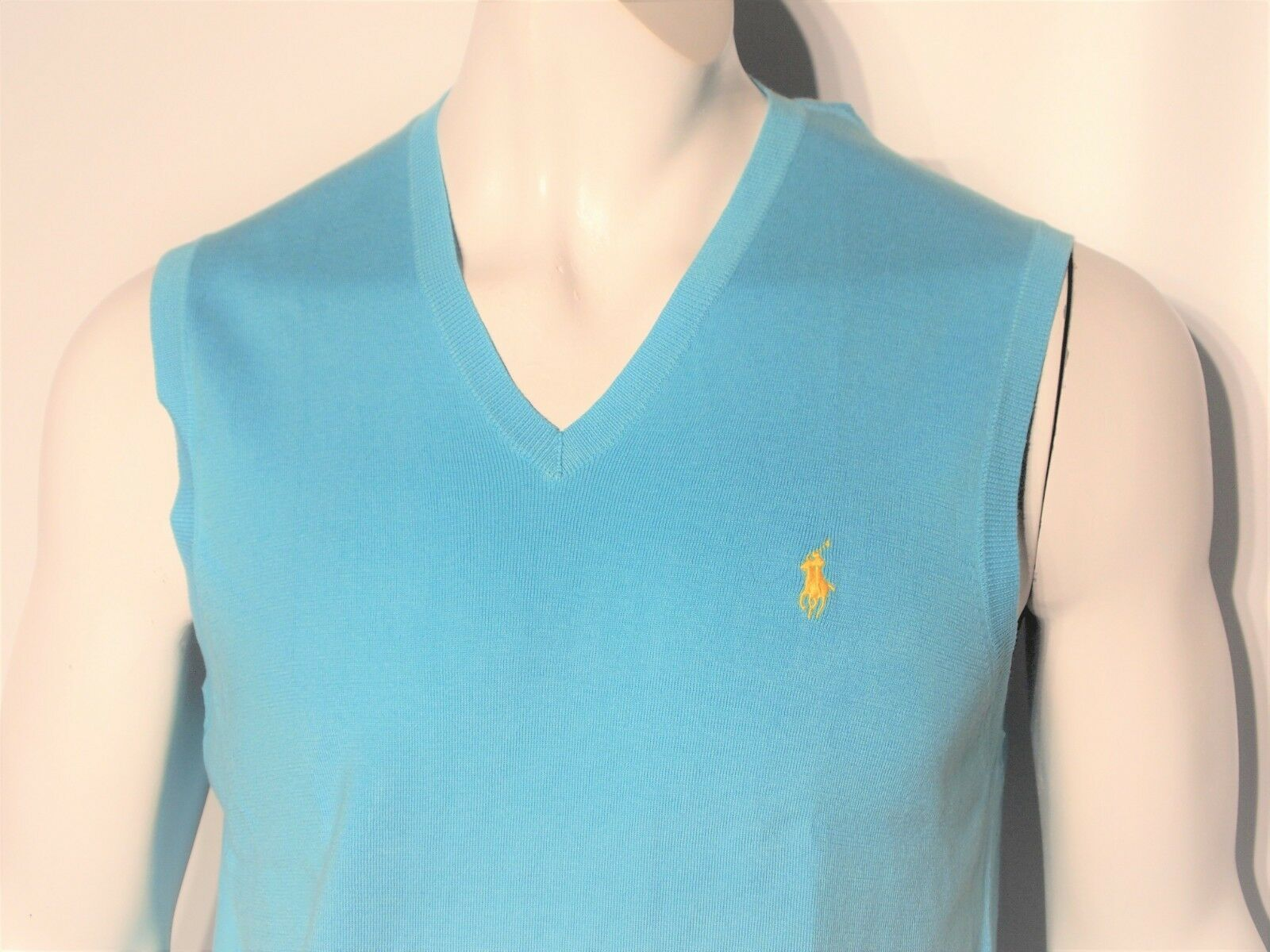 Polo Ralph Lauren mens pullover sweater vest size large image 2