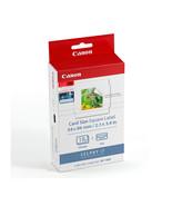 Canon Color Ink Cassette + 54 x 86 mm Card-Size Label Set (18 Sheets), K... - $23.99