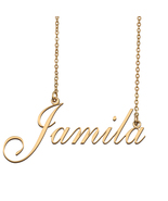 Jamila Custom Name Necklace Personalized for Mother's Day Christmas Gift - $15.99 - $29.99