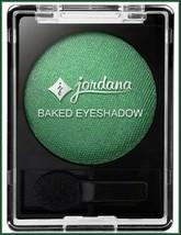 "New Jordana WET/DRY Runway Baked Eye Shadow ""Green Mist"" #212 Free Gift - $4.95"