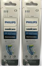 6x Philips Sonicare C3 Premium Plaque Control Sonic Toothbrush Heads HX9... - $56.60