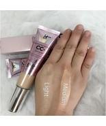 LIGHT or MEDIUM Coverage Cream IT CC + Illumination Cream SPF 50 - $19.50