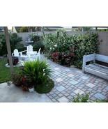 12+2 FREE 6x6 Concrete Cobblestone Patio Paver Molds Make 100s for Penni... - $49.99