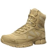 Bates Men's Velocitor Waterproof Side Zip Boot, Olive Mojave, 12 Extra W... - $144.99