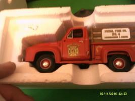 First Gear # 18-1585 Philadelphia Pa Fire Co # 4 1953 Ford Pu TRUCK-FREE Ship - $45.00