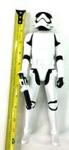 Hasbro Disney Star Wars The Force Awakens Storm Trooper 12 inch w/gun - $9.45