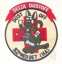 US Army 82nd Dustoff Patch NEW!!! - $11.87