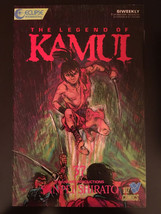 Legend of Kamui (1987) #37 VF Very Fine Eclipse... - $3.96