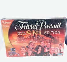 Saturday Night Live SNL boardgame vtg sealed board game trivial pursuit ... - $38.65