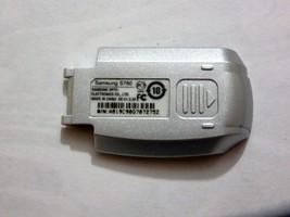 SAMSUNG S760 BATTERY DOOR - $9.56