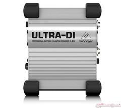 Behringer Ultra-DI DI100 Professional Battery/Phantom Powered DI-Box - $69.99
