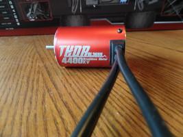Team Redcat TR-MT10E 1/10 Brushless Motor THOR BL3655 4400 KV 11.1V - $59.95