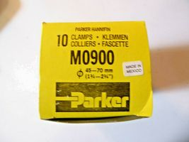 "Parker Hannifin M0900N Clamps 1 3/4-  2 3/2"" 45-70mm box of 10 pack of 2 New image 3"