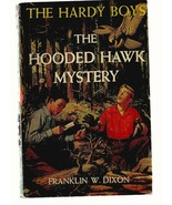 Hardy Boys THE HOODED HAWK MYSTERY    2nd  pic cov Ex - $12.60