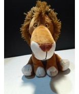 Kohls Cares Lion plush 11 Inches Tall Long Nose - $7.92