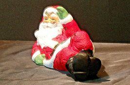 Santa Candle Holder AA20-2123 Vintage image 4