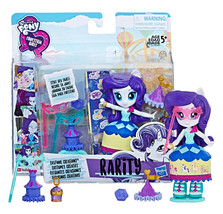 My Little Pony Equestria Girls Rarity Costume Creations New in Package - $14.88