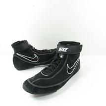 Nike Speed Sweep 366683-001 VII Black Athletic Wrestling Shoes Men's Siz... - $34.64