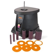 Spindle Sander 3.5 Amp 1/2 HP Oscillating Sanding Tool Dust Collector St... - $122.12