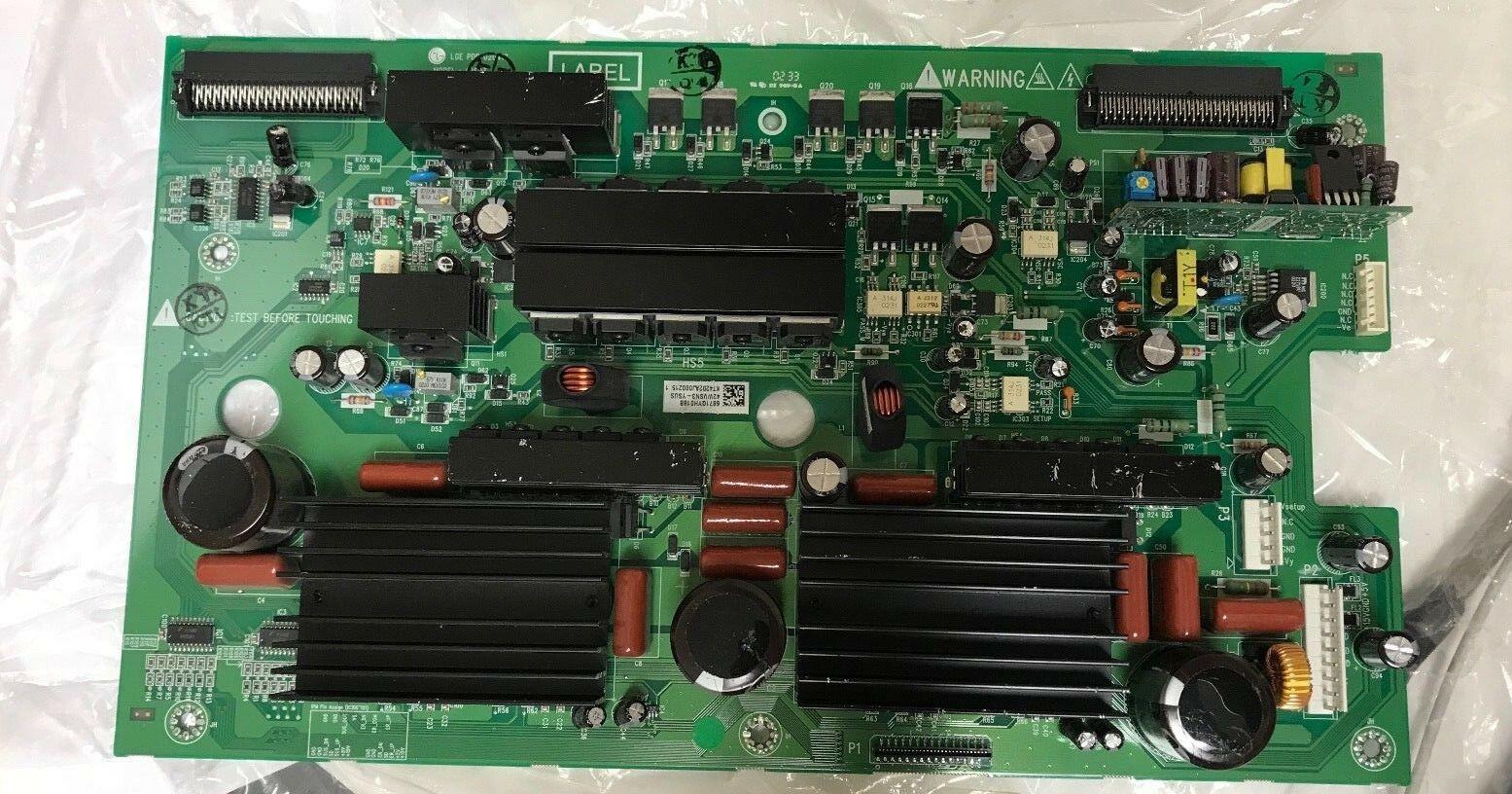 LG 6871QYH018B (6870QYE003D) YSUS Board
