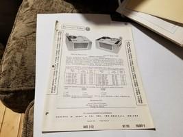 Vintage Photofact Folder Parts Manual - b1 - Revere - T-70153 - T-77267 - $6.92