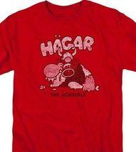 Hagar the Horrible Comic strip Retro 70's Sunday Funny's graphic T-shirt KSF171 image 3