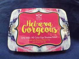 RUBY KISSES HEBANA GORGEOUS LONG WEAR HD COLOR EYE SHADOW PALLET #RSK03 - $5.93