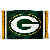 Green Bay Packers Flag Large 3'X5' NFL Logo Banner