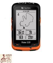 BRYTON RIDER 530E GPS BLACK WIRELESS 72 FUNCTIONS ANT+/BLUETOOTH COMPUTER - $158.35
