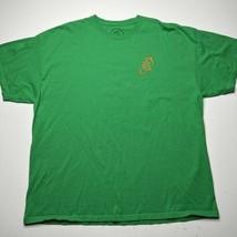 Men's Anti Social Social Club Green Orange Toy T Shirt Size 2XL Double S... - £28.74 GBP