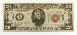 Serie Di 1934 Hawaii Sovrastampa Nota IN VG Molto Buono Stato Fr. 2305 - $89.08