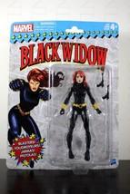 "BLACK WIDOW 2017 Marvel Legends Vintage Wave Retro 6"" Inch Action Figure... - $16.99"