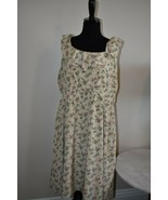 Maurice's Floral Country Lace Back Plus Size Dress 24 / 26 - $25.69
