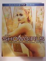 Showgirls 15th Anniversary Sinsational Edition [Blu-ray + DVD]   image 1