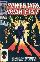 Power Man and Iron Fist #105 (May 1984, Marvel)... - $1.05